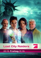 I predatori della città perduta