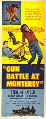 Pistolero senza onore - Battaglia a Monterey