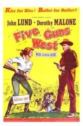 Cinque colpi di pistola