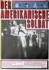 Locandina Il soldato americano