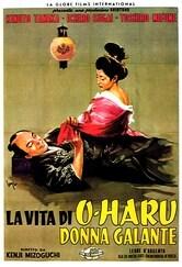 Vita di O-Haru, donna galante