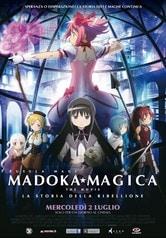 Madoka Magica: The Movie - La storia della ribellione