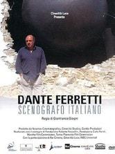 Dante Ferretti. Scenografo italiano