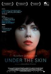 Locandina Under the Skin