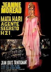 Mata Hari agente segreto H21