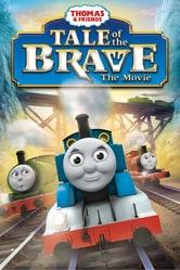 Il trenino Thomas: Tale of the Brave
