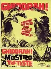 Ghidorah il mostro a tre teste