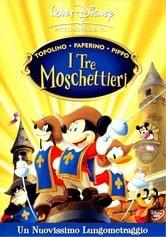 Topolino, Paperino, Pippo - I tre moschettieri