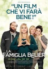 Locandina La famiglia Bélier