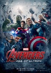 Locandina The Avengers: Age of Ultron