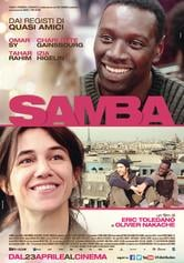 Locandina Samba