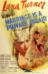Il matrimonio è un affare privato