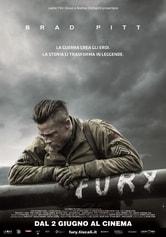 Locandina Fury