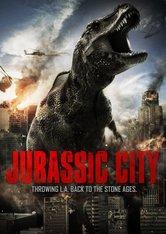 Locandina Jurassic City