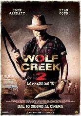 Wolf Creek 2 - La preda sei tu