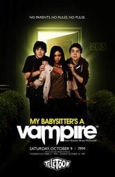 La mia babysitter è un vampiro