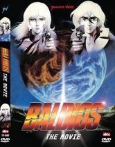 Baldios - Il guerriero dello spazio