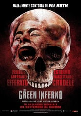 Locandina The Green Inferno