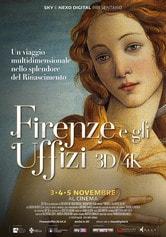 Locandina Firenze e gli Uffizi - Viaggio nel cuore del Rinascimento