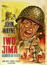 Iwo Jima, deserto di fuoco