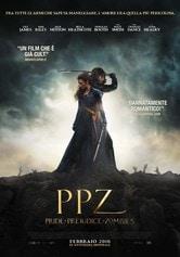 Locandina PPZ - Pride + Prejudice + Zombies