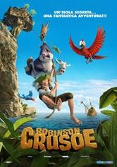 Locandina Robinson Crusoe