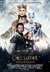 Locandina Il cacciatore e la regina di ghiaccio - La storia prima di Biancaneve