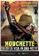 Locandina Mouchette - Tutta la vita in una notte