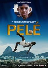 Locandina Pelé