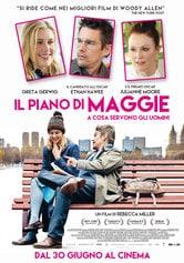 Locandina Il piano di Maggie