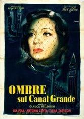 Ombre sul Canal Grande