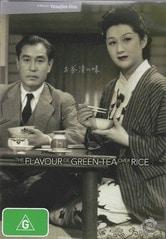Il sapore del riso al tè verde