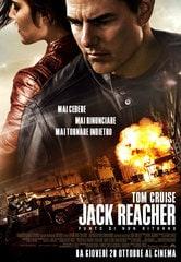 Locandina Jack Reacher: Punto di non ritorno