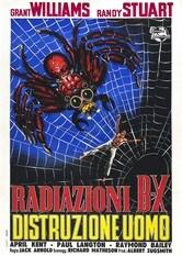 Radiazioni BX distruzione uomo