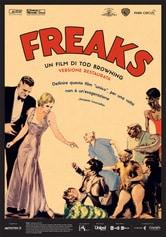 Locandina Freaks