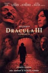 Dracula III. Il testamento