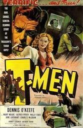 T-Men contro i fuorilegge