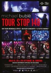 Locandina Michael Bublé - Tour Stop 148