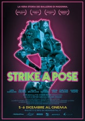 Locandina Strike a Pose
