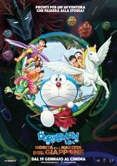 Locandina Doraemon - Il film: Nobita e la nascita del Giappone