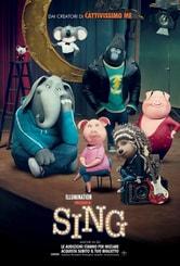Locandina Sing