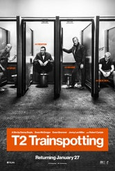 Locandina T2: Trainspotting