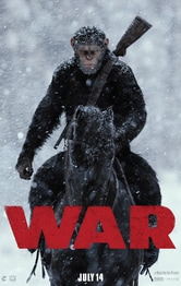 War - Il Pianeta delle Scimmie