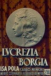 Lucrezia Borgia