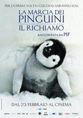 Locandina La marcia dei pinguini 2 - Il richiamo