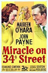 Il miracolo della 34ª strada