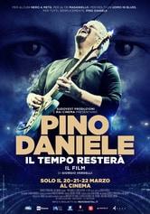Locandina Pino Daniele - Il tempo resterà