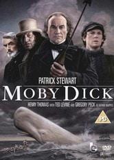 Locandina Moby Dick