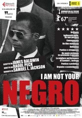 Locandina I Am Not Your Negro