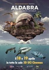 Locandina Aldabra: C'era una volta un'isola